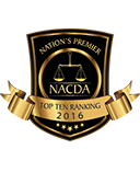 Given a Top Ten Ranking by the NACDA in 2014
