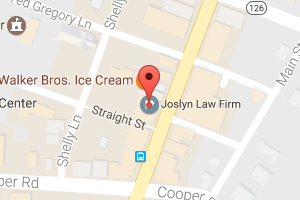 Map to Our Office at 20 South Third Street, Suite 210 in Columbus